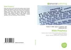 Обложка Bible Prophecy