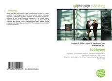 Buchcover von Lobbying