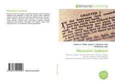 Bookcover of Messianic Judaism