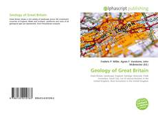 Borítókép a  Geology of Great Britain - hoz