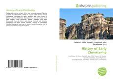 Capa do livro de History of Early Christianity