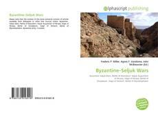 Bookcover of Byzantine–Seljuk Wars