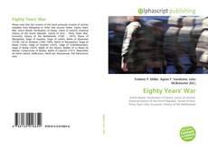 Eighty Years' War的封面