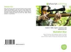 Bookcover of Mahdist War