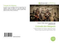 Bookcover of Croisade des Albigeois
