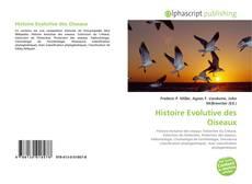 Portada del libro de Histoire Evolutive des Oiseaux