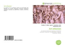 Bookcover of Art ottonien