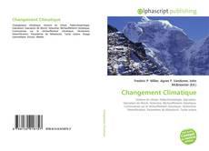 Buchcover von Changement Climatique