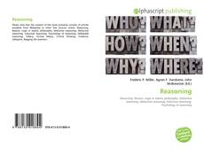 Bookcover of Reasoning