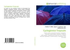 Capa do livro de Cyclogénèse Tropicale