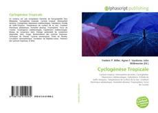 Обложка Cyclogénèse Tropicale