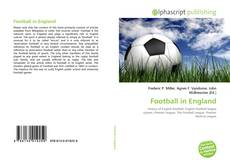 Couverture de Football in England