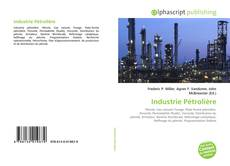 Bookcover of Industrie Pétrolière