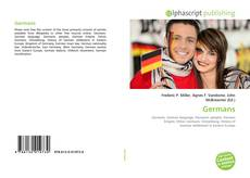 Bookcover of Germans