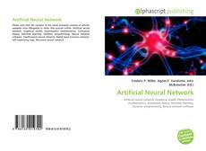 Bookcover of Artificial Neural Network
