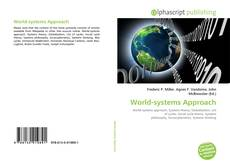 Bookcover of World-systems Approach