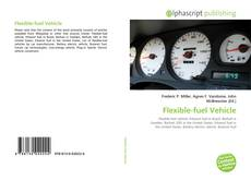 Bookcover of Flexible-fuel Vehicle