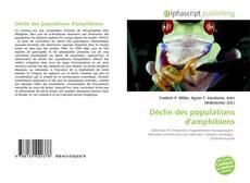 Bookcover of Déclin des populations d'amphibiens