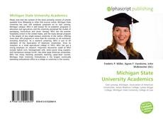 Couverture de Michigan State University Academics