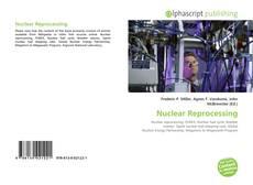 Обложка Nuclear Reprocessing