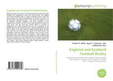 Обложка England and Scotland Football Rivalry