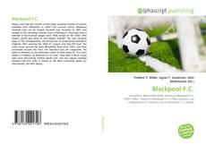 Buchcover von Blackpool F.C