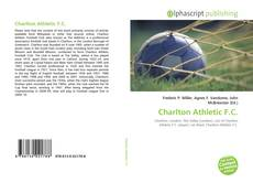 Bookcover of Charlton Athletic F.C.