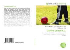 Обложка Oxford United F.C