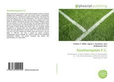 Bookcover of Southampton F.C