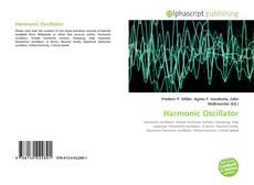 Bookcover of Harmonic Oscillator