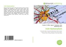 Capa do livro de Irish Nationalism