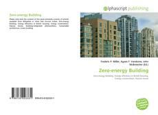 Bookcover of Zero-energy Building