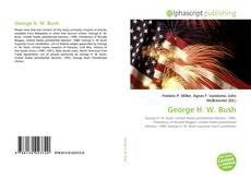 Bookcover of George H. W. Bush
