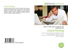 Copertina di Critical Thinking