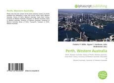 Bookcover of Perth, Western Australia