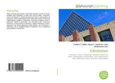 Bookcover of Edmonton