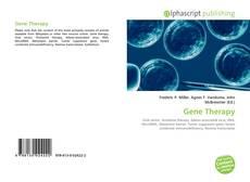 Gene Therapy kitap kapağı