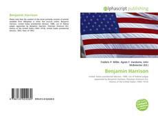 Benjamin Harrison kitap kapağı