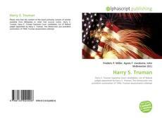 Bookcover of Harry S. Truman