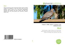 Bookcover of Bird