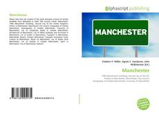 Bookcover of Manchester