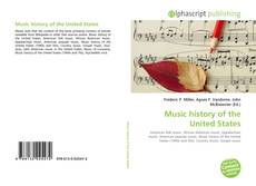 Music history of the United States的封面