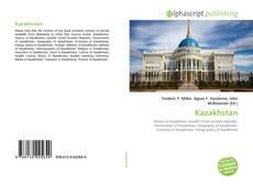 Kazakhstan kitap kapağı