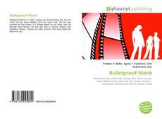 Bulletproof Monk kitap kapağı