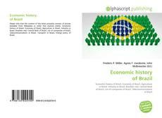 Copertina di Economic history of Brazil