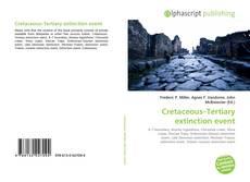 Borítókép a  Cretaceous–Tertiary extinction event - hoz