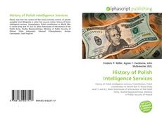 Bookcover of History of Polish Intelligence Services