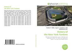 History of the New York Yankees kitap kapağı