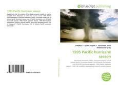 Capa do livro de 1995 Pacific hurricane season