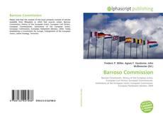 Bookcover of Barroso Commission